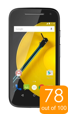 Motorola Moto E (2015 Version)