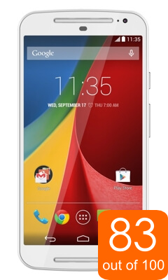 Motorola Moto G (2014 Version)